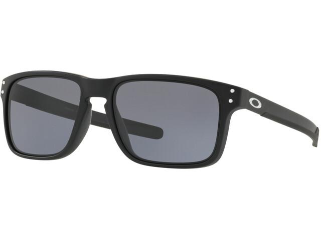 Oakley Holbrook Mix Sunglasses Matte Black/Grey